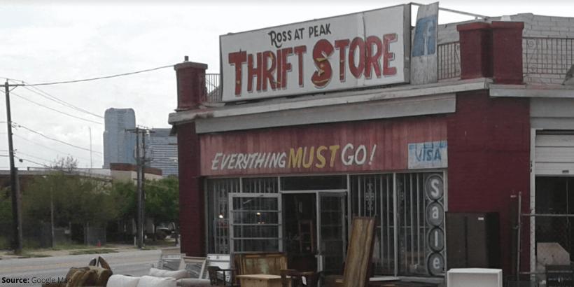 Ross Peak Thrift Store