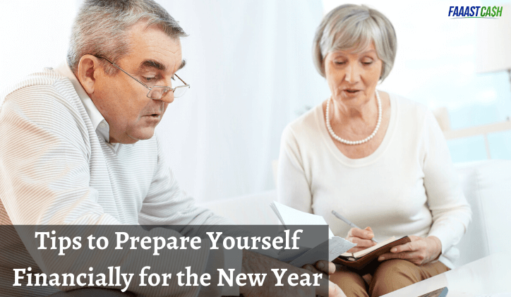 Prepare Yourself Financially for the New Year