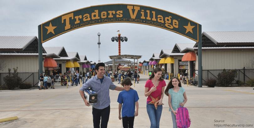 Trader Village