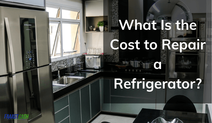 What Is the Cost to Repair a Refrigerator?